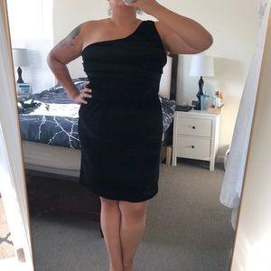 Target Black Velvet Dress